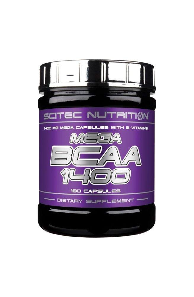 SN Mega BCAA 1400 180 caps