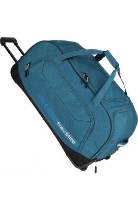 Дорожная сумка на колесах Travelite KICK OFF 69/Petrol TL006911-22, Германия