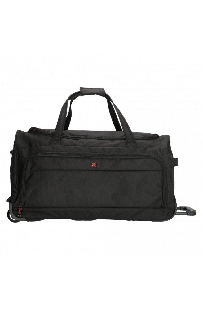Дорожная сумка на колесах Enrico Benetti ADELAIDE/Black Eb49009 001