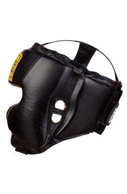 Шлем для бокса Benlee TYSON S/M /черный