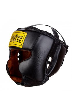 Шлем для бокса Benlee TYSON L/XL /черный