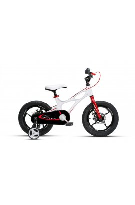 "Велосипед RoyalBaby SPACE SHUTTLE 18"", OFFICIAL UA, белый"