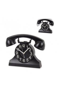 Часы настенные Balvi Ring, черные - wos357