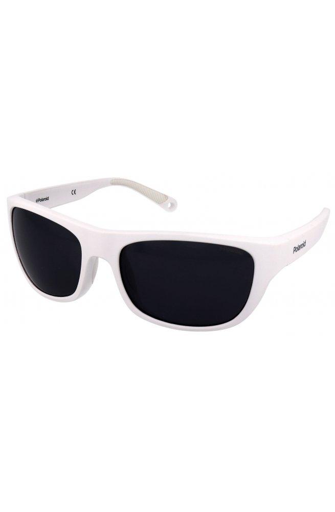 Солнцезащитные очки Polaroid PLD7030/S-6HT-C3 - прямоугольные, Цвет линз - синий