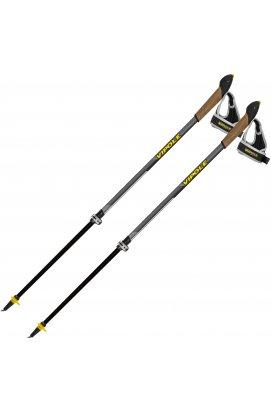 Палки для скандинавської ходьби Vipole Instructor Vario QL Dark DLX (S2027)