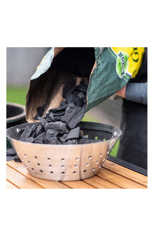 Корзина для угля Big Green Egg L  - 122674