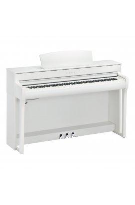 Цифровое пианино YAMAHA Clavinova CLP-745 (White)