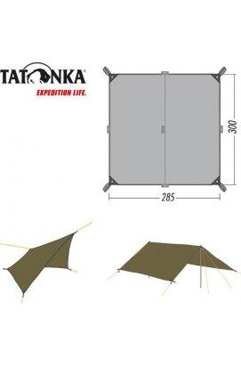 Тент Tatonka Tarp 2 Simple 2.85*3 м, Assorted (TAT 2479.001)