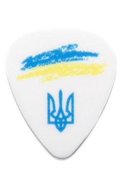 Медиатор DUNLOP TORTEX WEDGE CUSTOM UKR 1.0