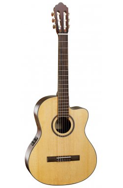 Классическая гитара CORT AC160 CF (Natural)