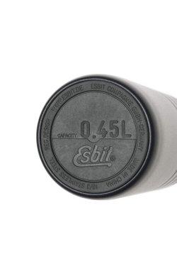 Термочашка Esbit WM450TL-DG, black, 0.45 (4260149871527)