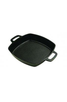 Чугунная квадратная сковорода для гриля Broil King Grillpro (91658)