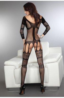 Corra боді-комбінезон чорний Livia Corsetti Fashion (S/L)