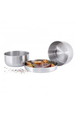Набор посуды Tatonka Multi Pot Set, Silver (TAT 4007.000)