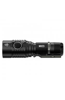 Фонарь Nitecore MH23 (Cree XHP35, 1800 люмен, 8 режимов, 1x18650, USB)