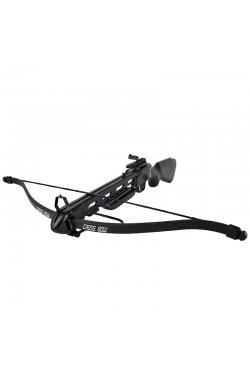 Арбалет винтовочного типа Man Kung 150A1PB (длина: 780мм, сила натяжения: 18кг), комплект, черный