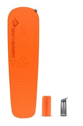 Самонадувной коврик Sea To Summit - Self Inflating UltraLight Mat Orange, 183 см х 51 см х 2.5 см (STS AMSIULR)