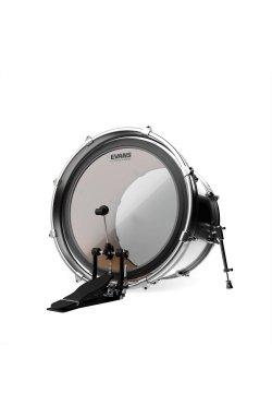 "Пластик для барабана EVANS 24"" EMAD CLEAR Bass"