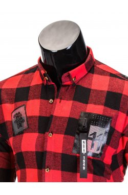 Рубашка R369