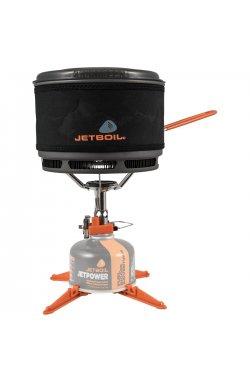 Керамическая кастрюля Jetboil FluxRing Cook Pot, Black, 1.5л (JB CRCPT15)