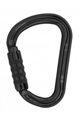 Карабин Petzl William triact-lock, Black, (PTZL M36A TLN)