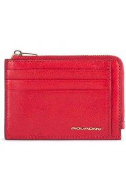 Кредитница Piquadro DAFNE/Red PP4822DFR_R, Италия