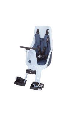 Детское велокресло Bobike Exclusive Mini Plus / Denim Deluxe