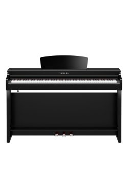 Цифровое пианино YAMAHA Clavinova CLP-725 (Polished Ebony)