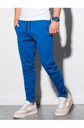 Чоловічі спортивні штани P952 - синій - Ombre