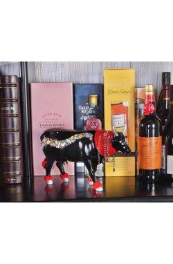 Коллекционная статуэтка корова Haute Cow-ture - wos4272