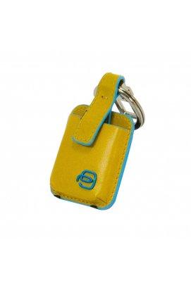 Брелок Piquadro BL SQUARE/Yellow AC3954B2_G, Италия