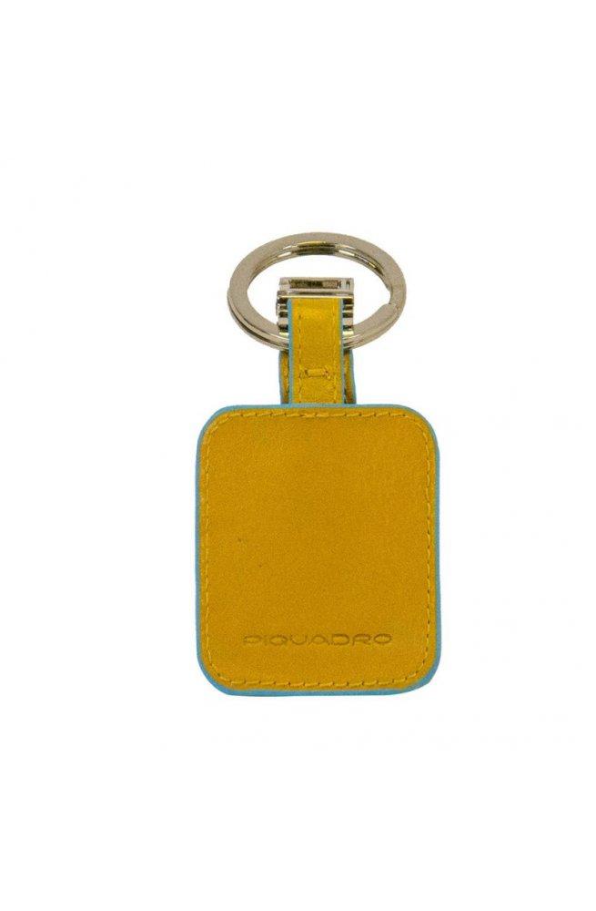Брелок Piquadro BL SQUARE/Yellow AC3954B2_G