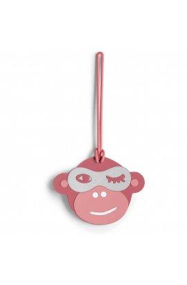 Брелок Kipling MONKEY FUN TAG P Monkey Face (24T) K00117_24T, Бельгия