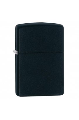 Зажигалка Zippo Classics Black Matte Zp218, США