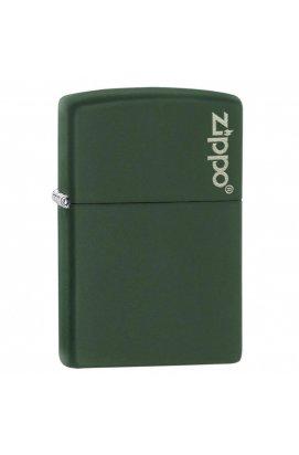 Зажигалка Zippo Classics Green Matte Zp221zl, США