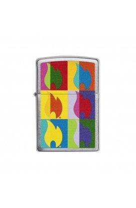 Зажигалка Zippo 29623 - 200 Abstract Flame Design Zp29623, США