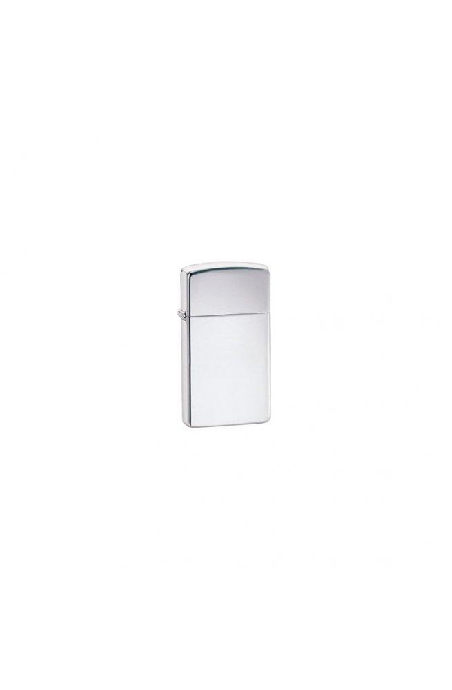 Зажигалка Zippo Slim High Polish Chrome Zp1610