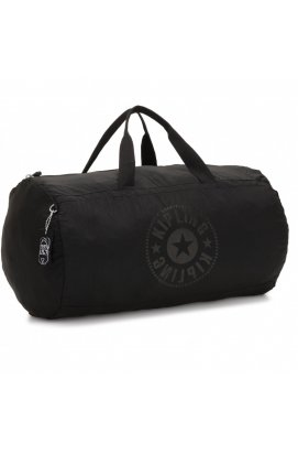 Дорожная сумка Kipling ONALO PACKABLE Black Light (86A) KI3160_86A, Бельгия