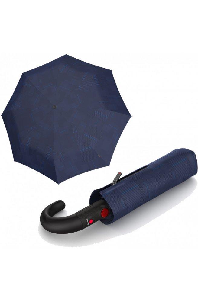 Зонт Knirps T.260 Crook Handle Challenge Blue Kn95 3260 8434