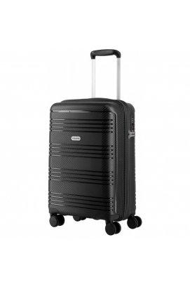 Чемодан Travelite ZENIT/Black S Маленький TL075747-01, Германия