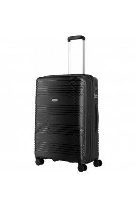 Чемодан Travelite ZENIT/Black M Средний TL075748-01, Германия