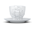 Чашка з блюдцем Людвіг ван Бетховен - Ludwig van Beethoven