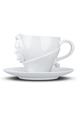 Чашка с блюдцем Richard Wagner