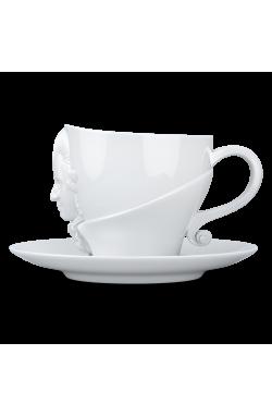 Чашка с блюдцем Wolfgang Amadeus Mozart