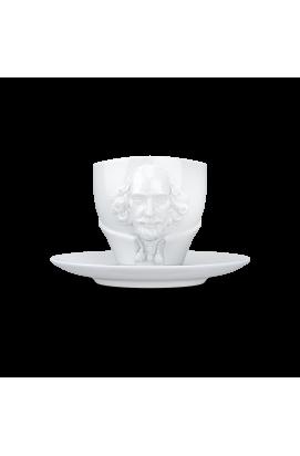 Чашка з блюдцем Вільям Шекспір - William Shakespeare