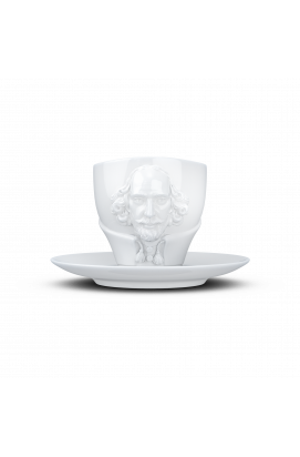 Чашка с блюдцем William Shakespeare