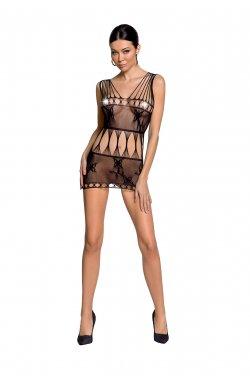 BS 090 плаття чорне Passion (S/L)