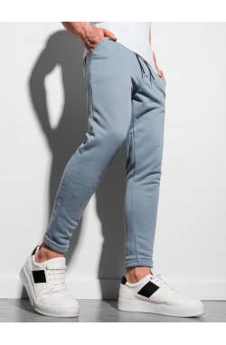 Мужские спортивные штаны P949 - голубой - Ombre