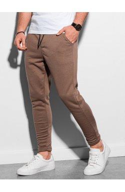 Мужские спортивные штаны P949 - карамельный - Ombre