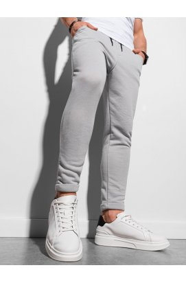 Чоловічі спортивні штани P949 - світло-сірий - Ombre